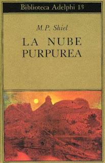 La nube purpurea, 1967, copertina