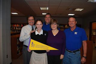 Montgomery Catholic Runner, Katherine Terino Commits to the University of Montevallo 2