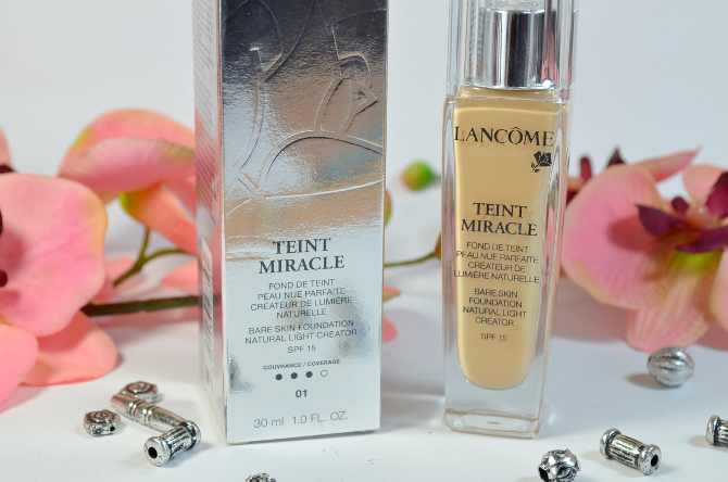 MyBestBrands - Lancome Teint Miracle Foundation