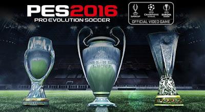 Cara Merubah Tampilan Graphic Menu Wallpaper Untuk PES 2016 (Real Madrid)