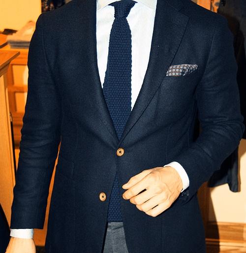 Blazers Combination: The Modern Man Blog: Mastering The Art: Tie And Blazer