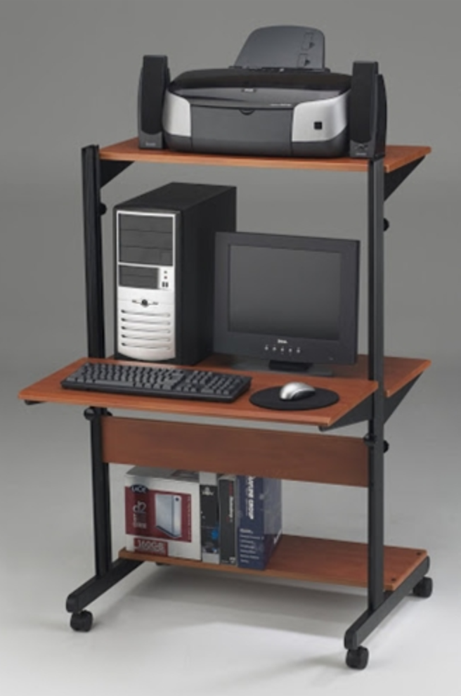Mayline SOHO Adjustable Standing Desk