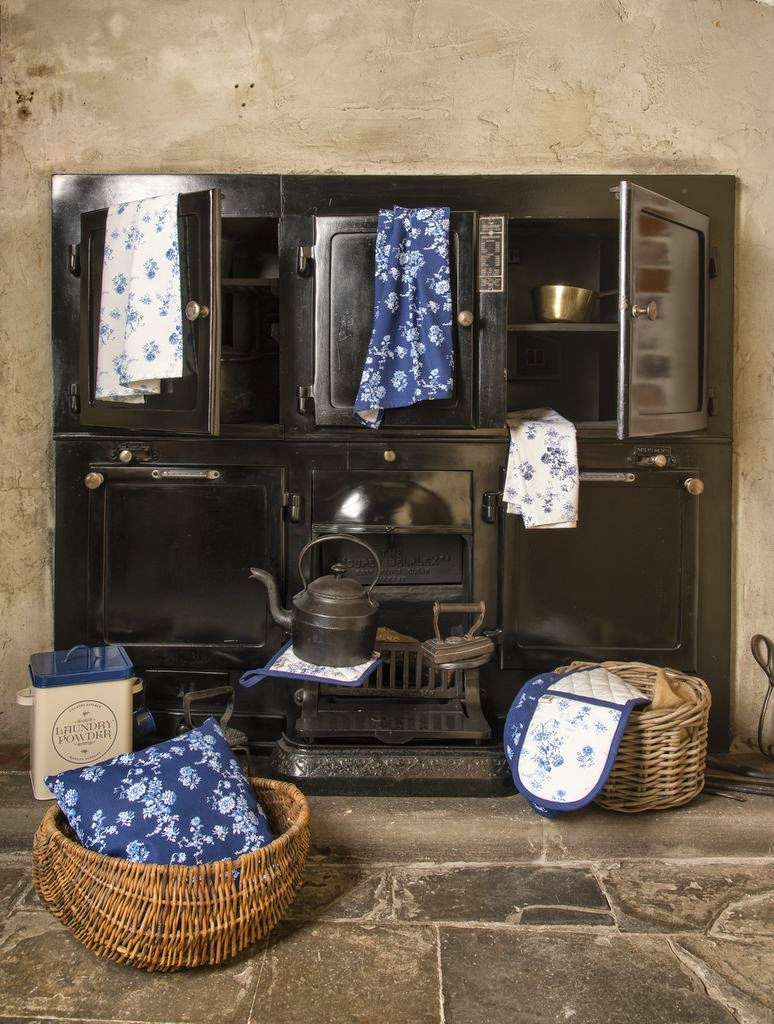 national trust kitchen apron