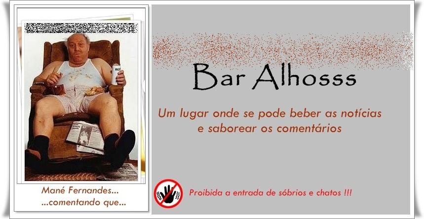 Bar Alhos, às suas ordens.