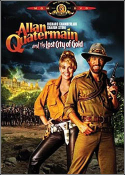 Allan Quatermain e a Cidade Do Ouro Perdido Dublado 2010