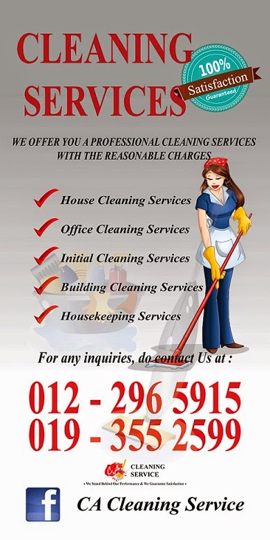 House Cleaning Ads Examples American HWY