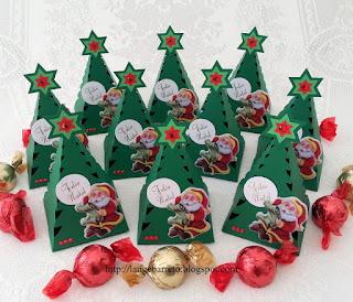 Lembrancinhas natalinas