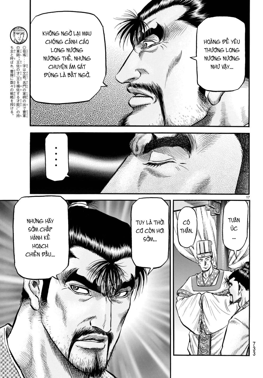Chú bé rồng-Ryuuroden chap 278.2 Trang 7 - Mangak.info