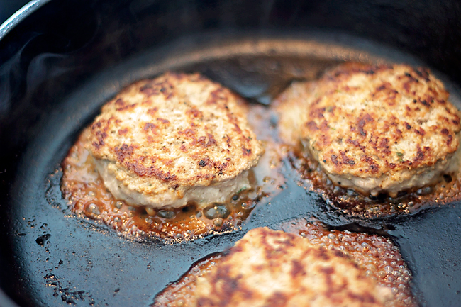... cheese. A burger cooked in cheese is just as good. Trust me on this
