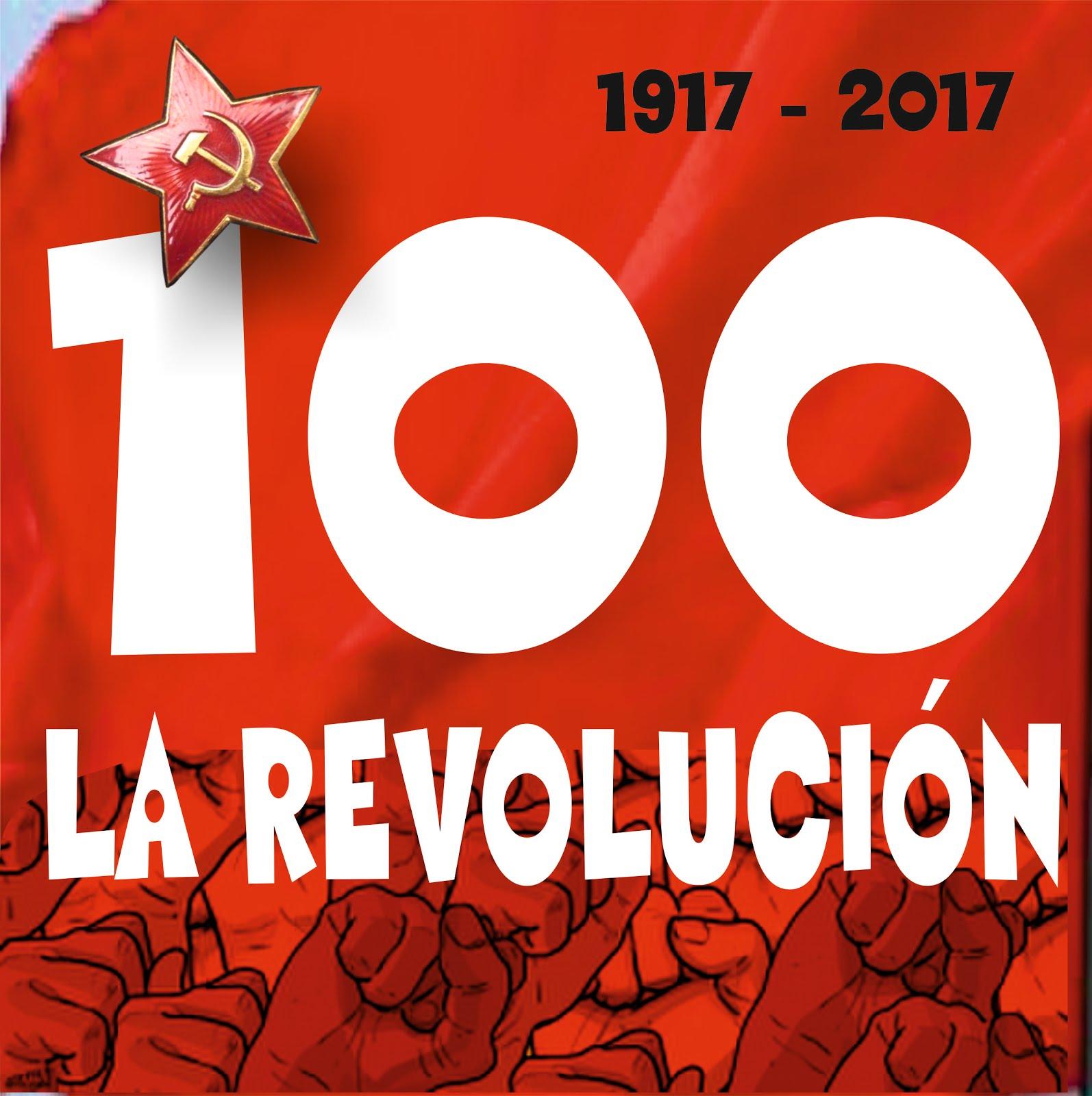 Centenario de la Revolución de Octubre