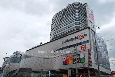 Central Plaza Grand Rama 9 Shopping Mall