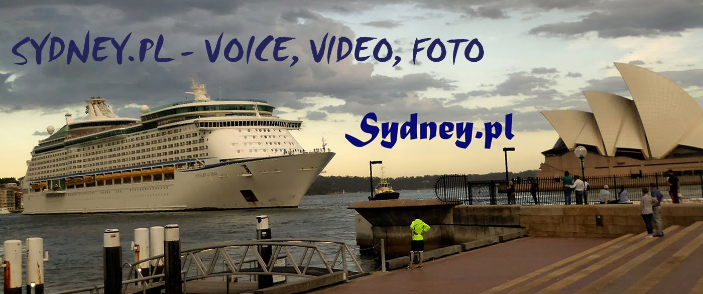 Sydney.pl - voice, video, foto