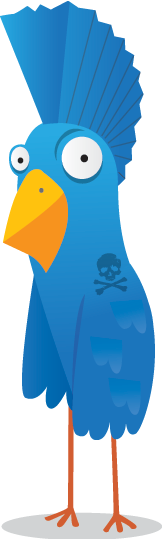 Twitter Illustration Gang Icons Graphics