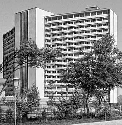 Гостиница Узбекистан 1974г
