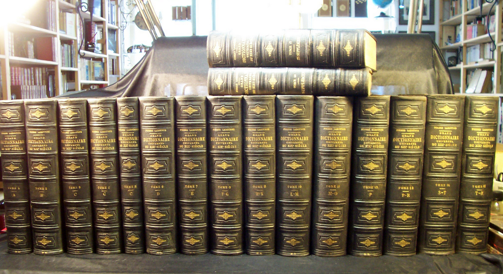 encyclopedie larousse xixe