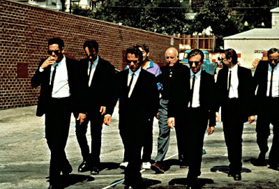 Reservoir Dogs suits