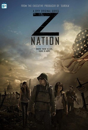 Série Z Nation - 1ª Temporada 2014 Torrent