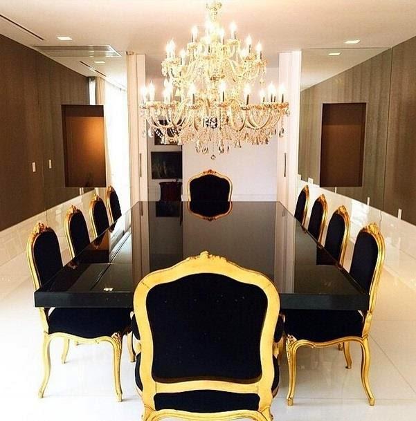 Moveis de Luxo para Sala de Jantar  Moveis de Luxo
