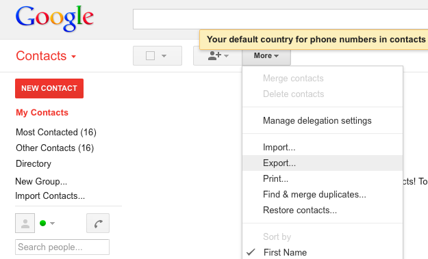 how to download all my emials from gmail