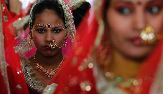 Desa di India Larang Pernikahan karena Cinta