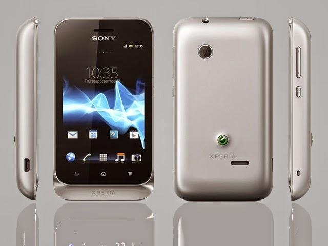 Sony, Sony Xperia, Sony Xperia Tipo ST212