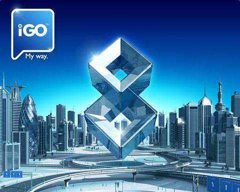 Download GPS - IGO 8.3 Atualizado