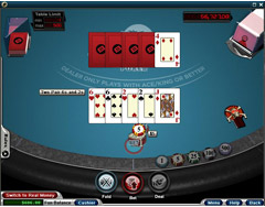 how to play casino online caribbean stud