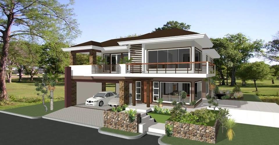 8 modern stunning house residences with elegant exteriors, Hause deko