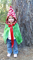 gnome cape for toddlers