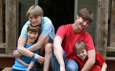Elijah, Ben, Aaron, John