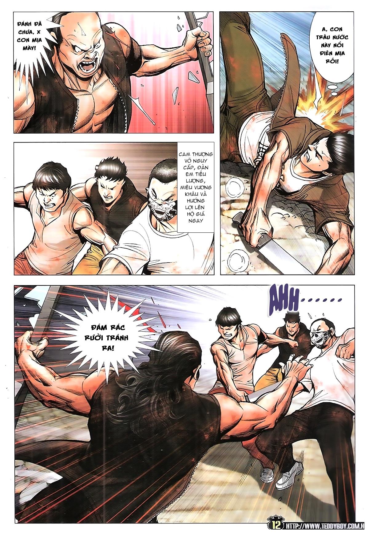 Người Trong Giang Hồ Chap 1936 - Next Chap 1937