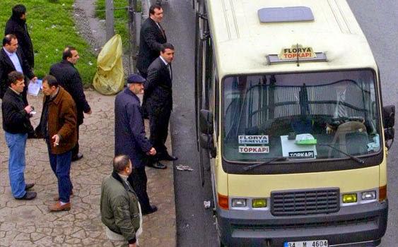 İstanbul Minibüs Zamları! İstanbul'da Taksi Dolmuş Minibüs Zamlandı! Zamlı Fiyatlar..
