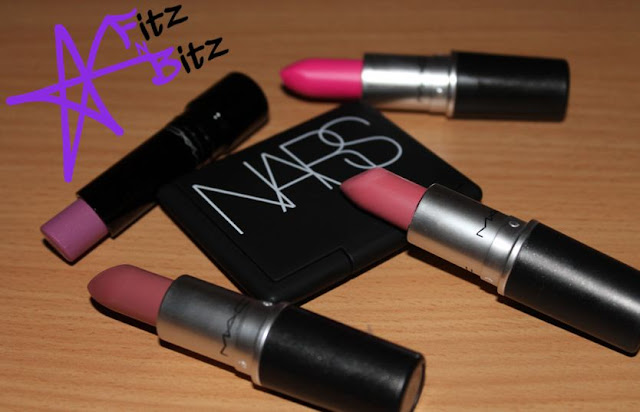 MAC & Nars Products - An up close look