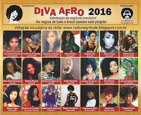 Diva afro brasil segunda fase 2016