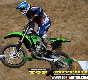 Kawasaki KX250F 2010 Review   Motorcycle News