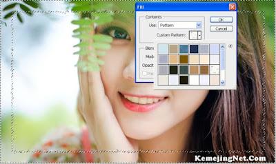 Cara Membuat Bingkai Foto Dengan Photoshop