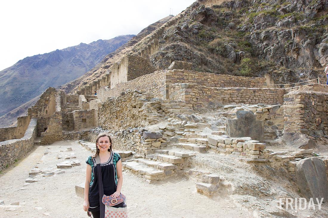 Visit Ollantaytambo Peru