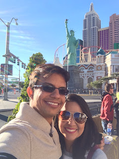 estatua da liberdade - new york hotel - las vegas