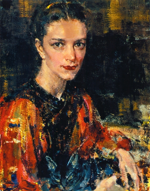Николай Иванович Фешин 1881-1955 | Russian/american impressionist painter