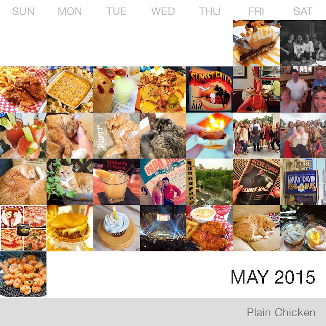 May 2015 picture a day