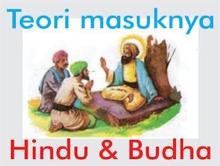 Teori masuknya agama Hindu Budha ke Indonesia