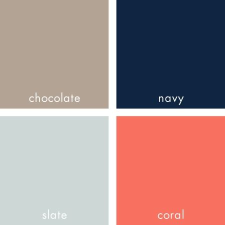 Ina 39 s place invitations party supplies home decor color for Home decor color palettes
