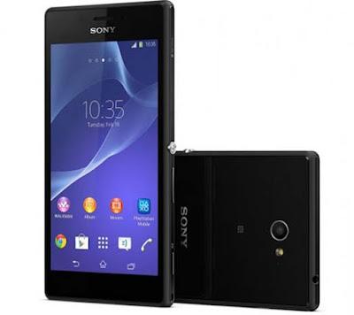 Spesifikasi dan Harga Hp Android Sony Xperia E3 Dual Terbaru