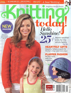 Knitting Today! (апрель - май 2011)