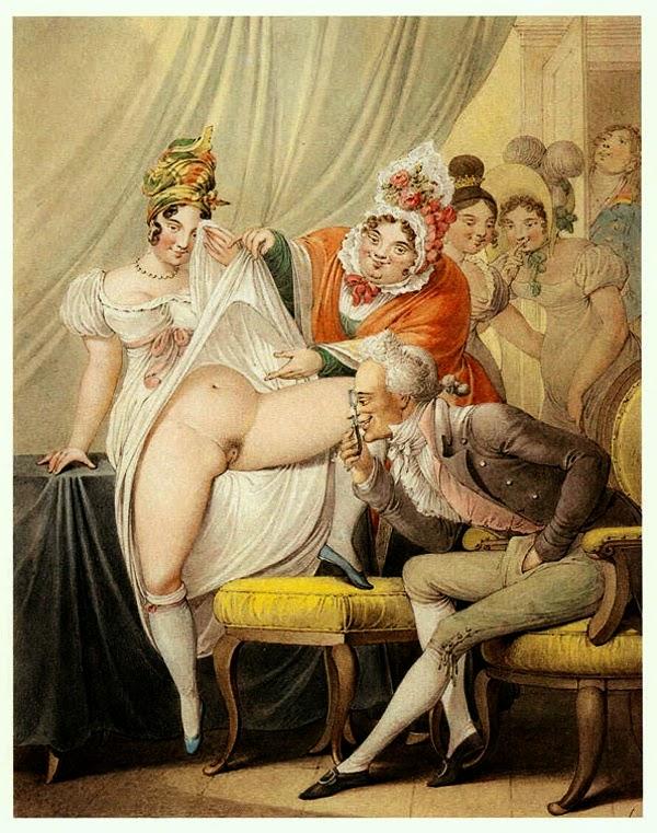 kartini-proshlogo-veka-erotika-porno