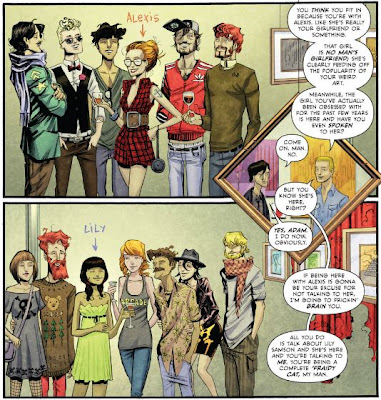 Polarity #1 - Art Show Hipsters - 365 Days of Comics