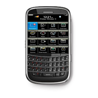 BlackBerry Bold 9900 9930 User Manual