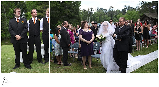 Rustic Outdoor Wedding Chesapeake Virginia Wedding Photographer Triple R Ranch