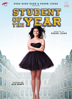 Poster sturand Baixar Filme   Student of the Year + Legenda (2013)
