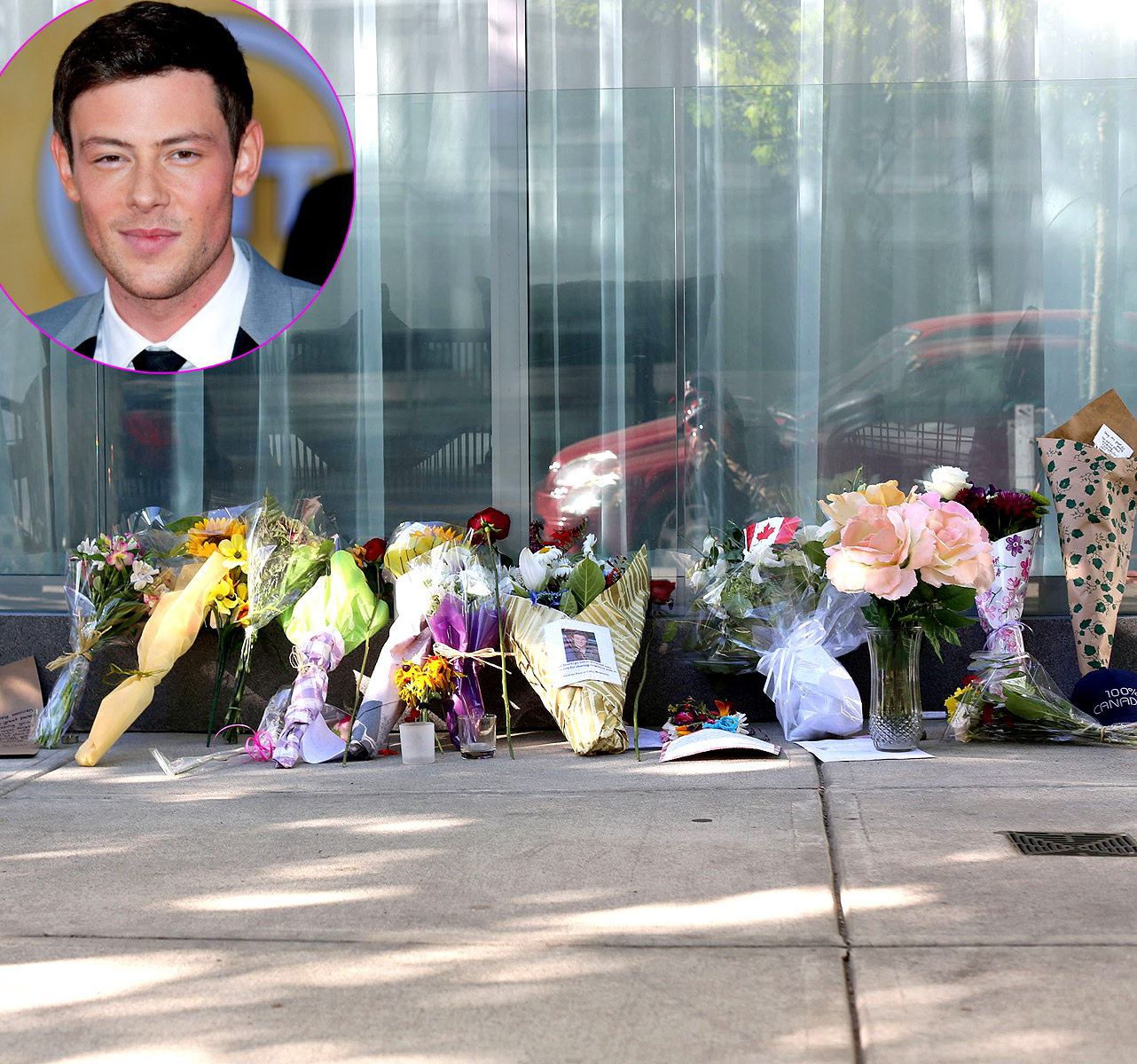 Vancouver Pacific Rim, Cory Monteith